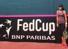 FedCup: Узбекистан – Новая Зеландия - первые итоги