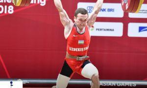 «Они будут защищать честь страны в Токио»: тяжелоатлет из Намангана Адхамжон Эргашев