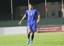 """ОТЖ """"Dubai Cup-U23""""даги иштирокини якунланди"""