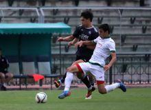 Первенство U-21. Сыграно два матча 8-го тура