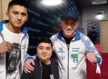Abduvokhid Jalolov: Ikboljon Kholdarov should make a step in American rings