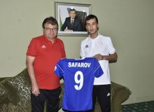 Transfer News. FC Nasaf confirm two signings