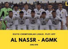 Ал-Насср - АГМК LIVE (видео)