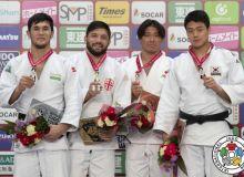 После завершения международного турнира «Большой Шлем» был объявлен обновлённый список Олимпийского рейтинга дзюдоистов