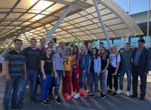 Таэквондисты России и Казахстана проводят УТС в Ташкенте