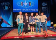 Копилка сборной Узбекистана пополнилась очередной медалью золотого отлива