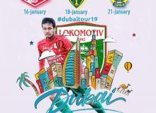 FC Lokomotiv to organise three friendly matches in Dubai