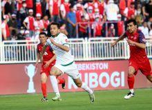 «Локомотив» одержал победу в Андижане