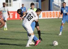 FC Bukhara and FC Andijan play a 2-2 draw in Bukhara
