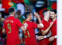 Португалия Қатарни тор-мор келтирди (видео)