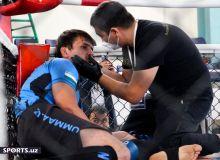 Uzbekistan MMA Championship semifinals in photos