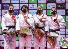 После завершения Ташкентского «Большого Шлема» объявлен обновленный Олимпийский рейтинг