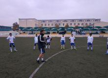 Тренеры академии «Real Madrid Foundation Clinic» провели тренировку в Андижане