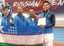 Таэквондисты Узбекистана стали призерами международного турнира