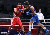 Бокс узб чемпионати. 04.11.2020