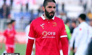 Испанский игрок «Локомотива» попрощался с командой