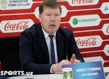 Андрей Фёдоров начал работу в «Локомотиве»