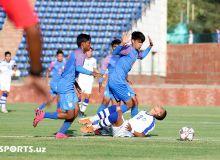 Photo Gallery. Uzbekistan finish second in AFC U-16 Championship 2020 Qualifiers Group B