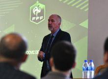 Специалисты Федерации футбола Франции провели семинар в АФУ