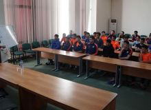 В «Бунёдкоре» состоялся семинар по правилам футбола