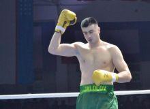 Баҳодир Жалолов америкалик боксчини нокаутга учратди