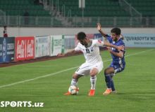 FC Andijan and FC Kokand play a 1-1 draw in Ferghana Valley Derby