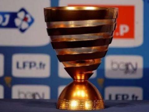 Франция лига кубоги ярим финалига қуръа ташланди