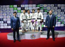 Завершился чемпионат Узбекистана по дзюдо