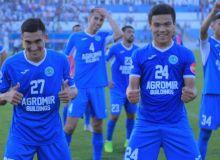 Кубок Лиги, 2-тур: «Динамо» на выезде разгромило «Согдиану»