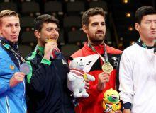 Спортсмены Узбекистана сегодня завоевали три медали