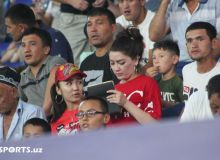 Photo Gallery. FC Andijan 2-0 FC Bukhara