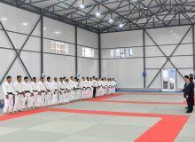 В Намангане будет построен зал для дзюдо