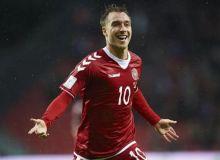 Дания - Уэльс 2:0 (видео)