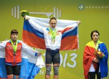 Россиялик оғир атлетикачи дисквалификацияга учради