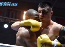Бахадыр Жалолов перешел в профессиональный бокс (Видео)