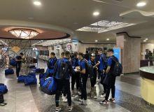 Сборная Узбекистана U-21 прибыла в Киев