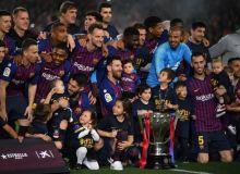 """Месси """"Барселона"""" тарихига кирди"""