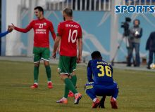 Photo Gallery. FC Lokomotiv 5-0 Al Wahda