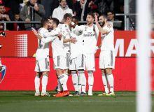 """Испания Кубоги. """"Реал Мадрид"""" ярим финалга чиқди"""