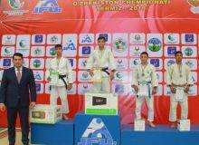 В Термезе проходит чемпионат Узбекистана по дзюдо
