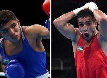 Шахрам Гиясов и Муроджон Ахмадалиев дебютируют на профессиональном ринге