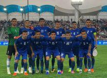 Олимпийская сборная Узбекистана одержала победу над Египтом во втором товарищеском матче