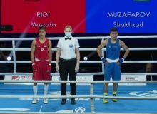 Шаҳзод Музаффаров жаҳон чемпионатидаги дастлабки жангини ўтказди