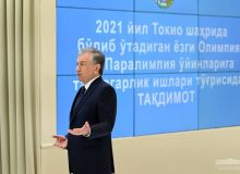 """Prezident """"Tokio-2020"""" o'yinlariga tayyorgarlik jarayonini tanqid qildi"""