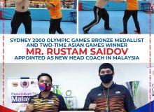 Uzbekistan's Rustam Saidov appointed as Malaysia national boxing team head coach