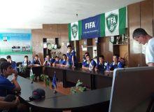 В региональных детско-юношеских футбольных академиях проходят семинары по судейству