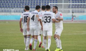FC Andijan claim a three-point bag securing a 2-1 win over FC Surkhon