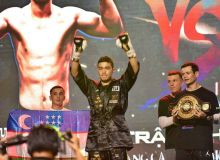 """Which promotion does """" Uzbek Canelo"""" Khusniddin Pulatov want to work with?"""