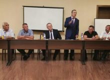 Нурхон Нафасов начал кардинальные реформы в областных филиалах федерации каратэ