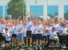 Тошкентда ОФКнинг болалар оммавий футболи фестивали бўлиб ўтади